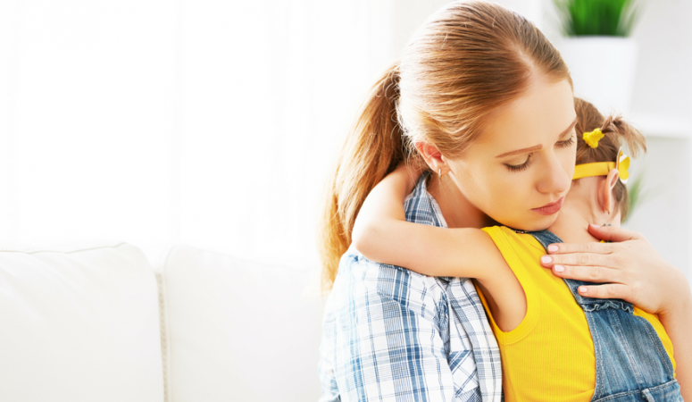 How to let go of mom guilt and why you need to do this
