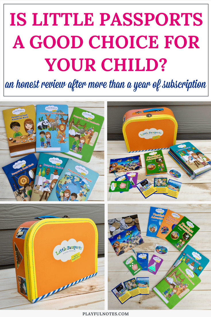 An honest Little Passports review: Everything that you need to know about the Little Passports subscription box from a mom who used the monthly Early Explorers boxes for more than a year.   Little Passports boxes   Teaching kids about the world #LittlePassports