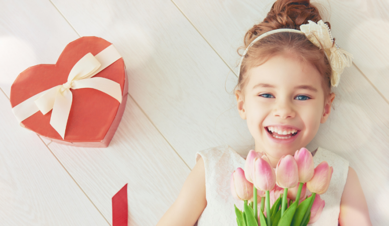 How to make your child happy using the 5 love languages of children: Gifts