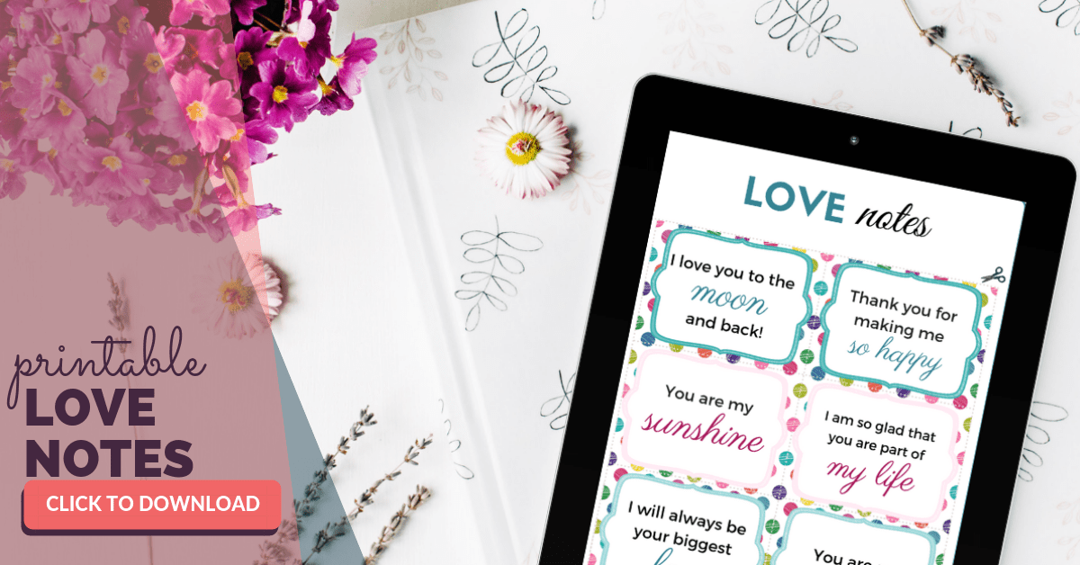 love notes for love letter to my husband