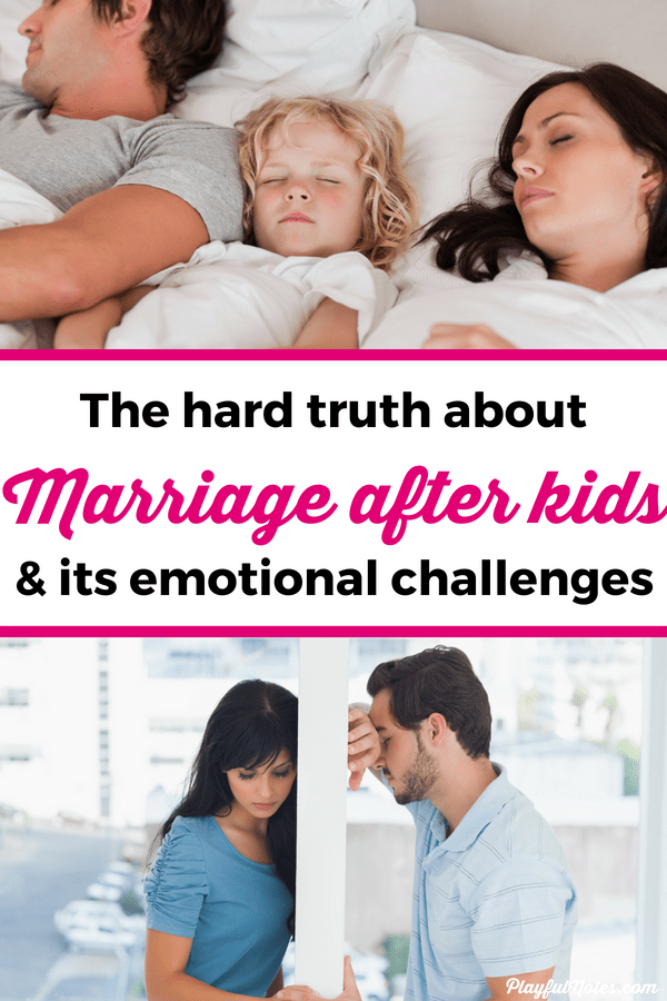 Keeping a strong and happy marriage after kids can feel very challenging! If you ever felt like this check out this honest confession about the struggles of keeping a relationship alive in the midst of parenthood. --- Marriage tips | Marriage after baby | Tips for parents #Motherhood #Marriage #RelationshipTips