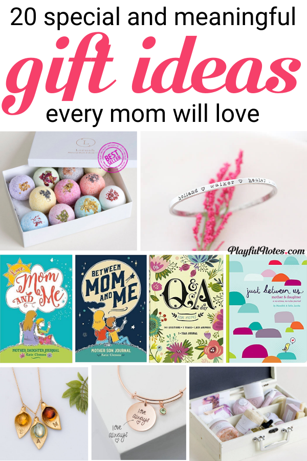 Best gifts for moms: If you are looking for an awesome gift for a mom, here is a list of unique ideas to inspire you! These are perfect for birthdays, Mother's Day, and any other special occasions! | Gift ideas for mom