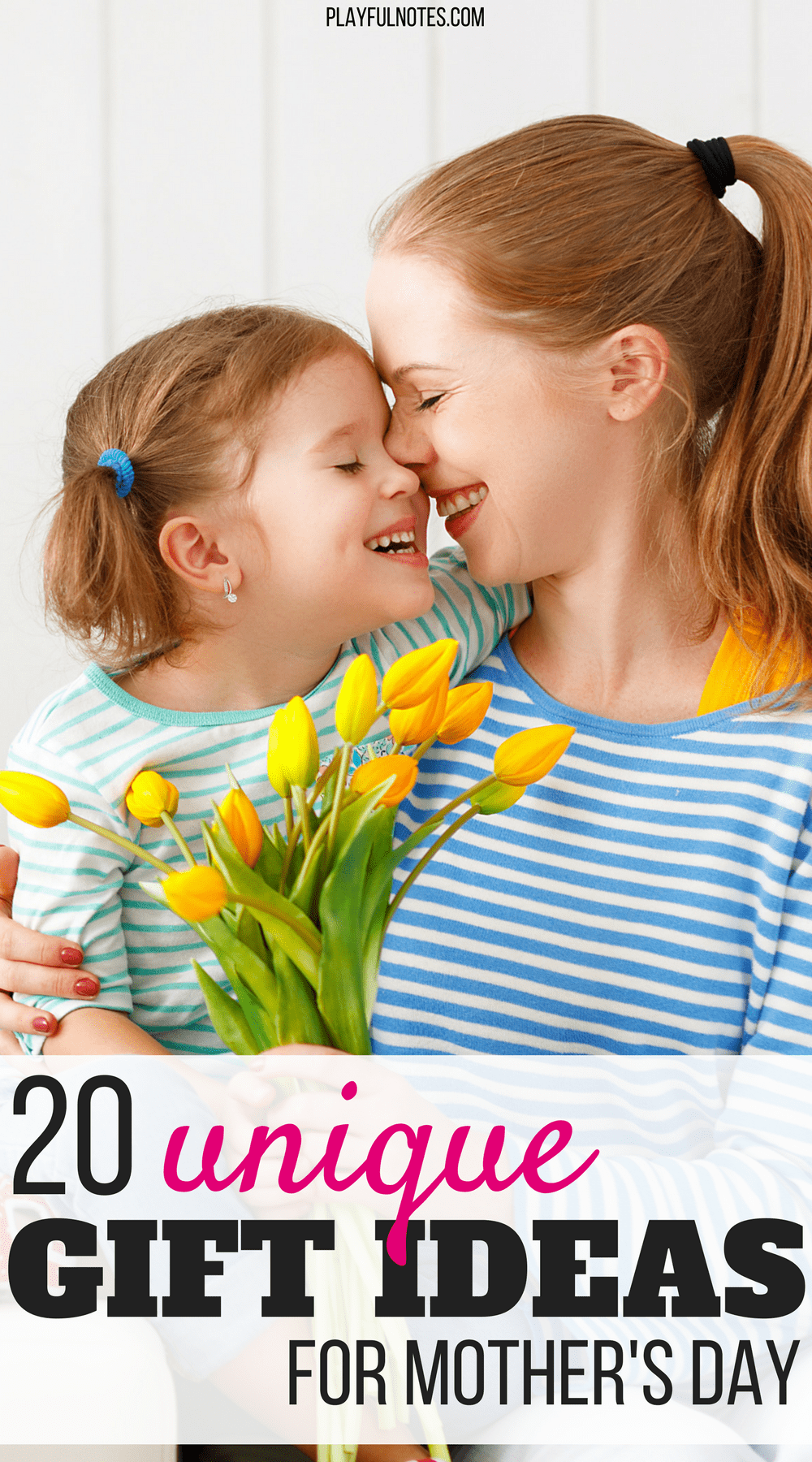 Mother's Day gift ideas: A list of awesome and unique gifts that any mom will love! | Gifts for moms #MothersDay #GiftsForMoms