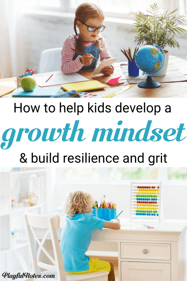 Do you want to help your child develop a growth mindset and build grit and resilience? Check out this list of tips and ideas that will help your child have the right mindset and overcome challenges easier. --- Growth mindset activities | Growth mindset for kids