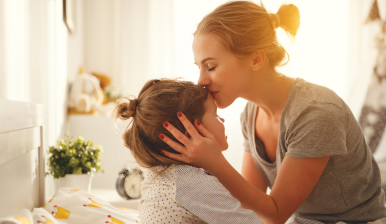 The 3 most important things you need to know to be a peaceful mom