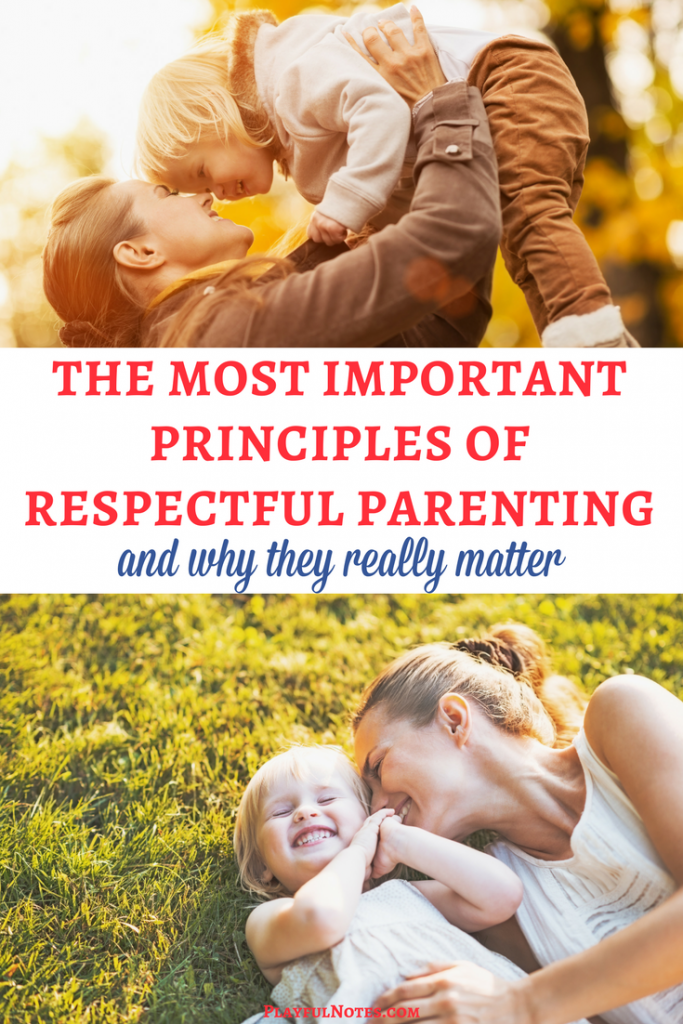 Respectful parenting tips: Respectful parenting is a wonderful gift that we can give to our kids. Here are its most important principles that every parent can try at home. | Gentle parenting | Attachment parenting | TIps for moms | Parenting tips