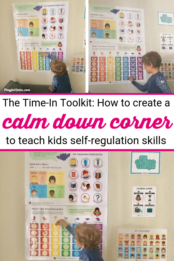 self control activities for kids