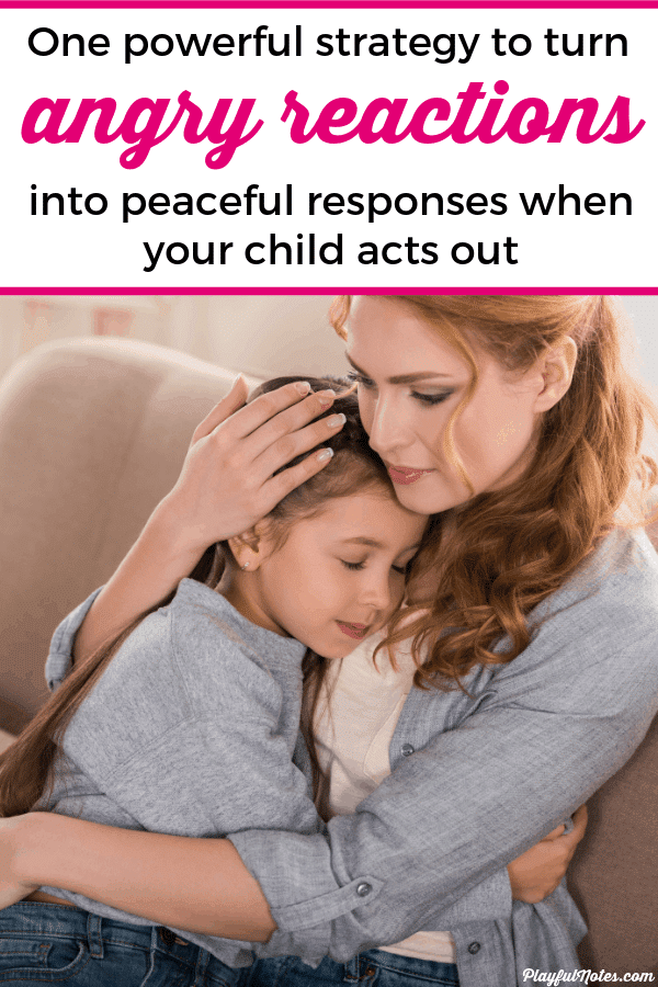 Struggling with parenting anger? Here is an easy and powerful self-regulation plan that will help you turn angry reactions into peaceful responses and become a calmer mom! --- How to become a calm mom | Gentle parenting #GentleParenting #AdviceForMoms