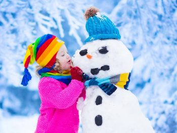 special days to celebrate with kids in january