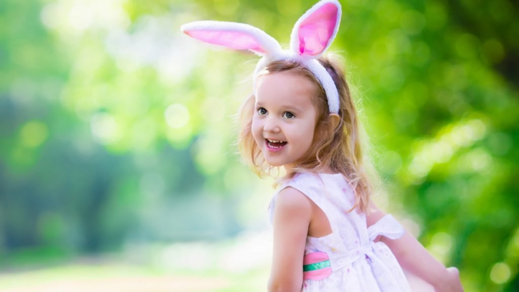 spring activities for kids egg hunt