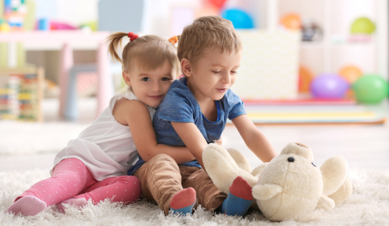 Why I never force my son to share his toys and what I do instead