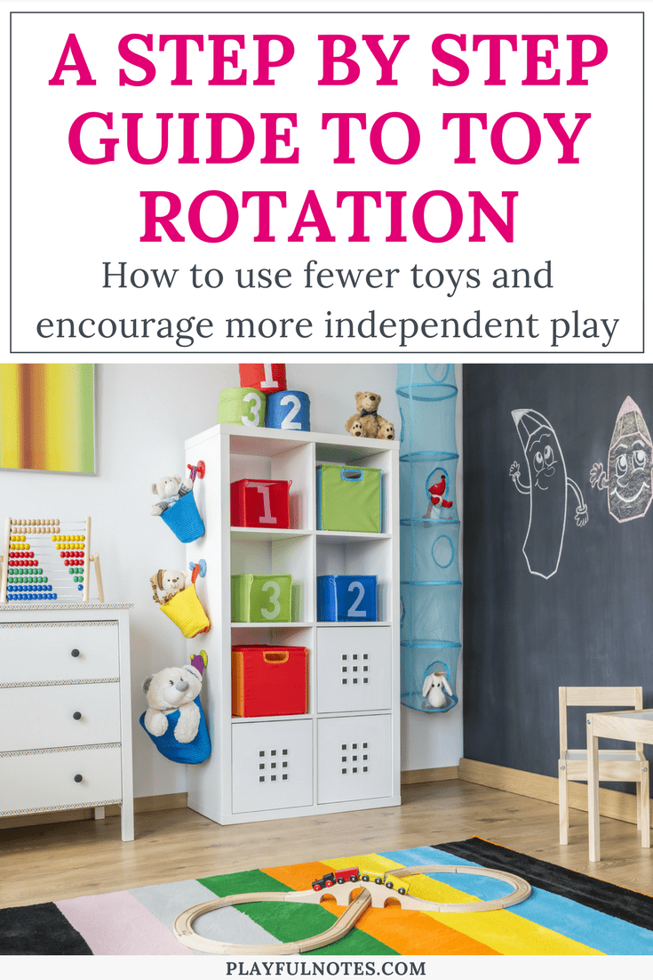 toy rotation