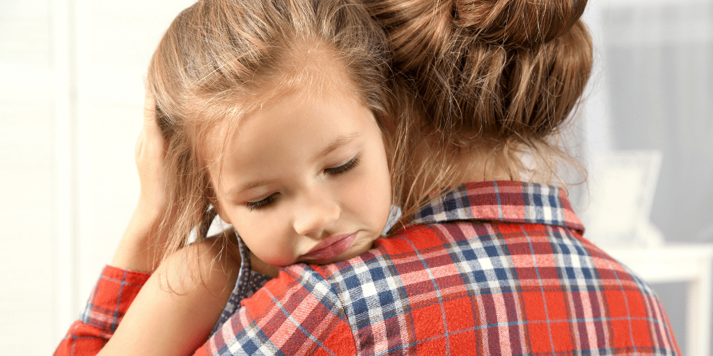 what to do when your child hits you
