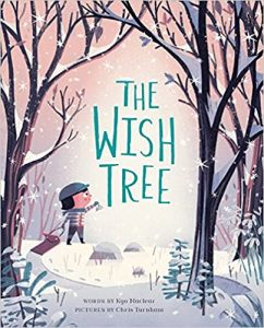 winter books for kids The Wish Tree
