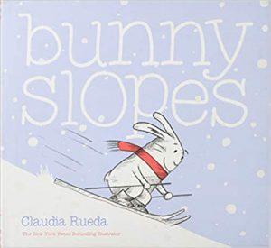 winter books for kids Bunny Slopes